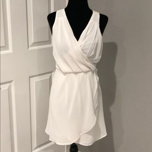 NWT White Tobi Dress